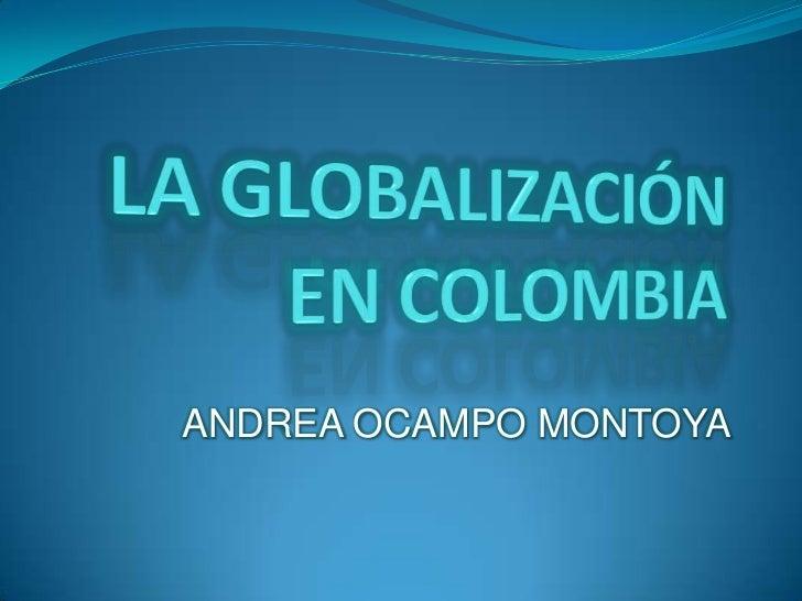 ANDREA OCAMPO MONTOYA