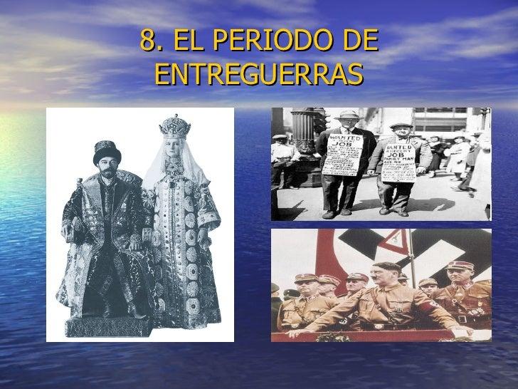 sociales p. de entreguerras