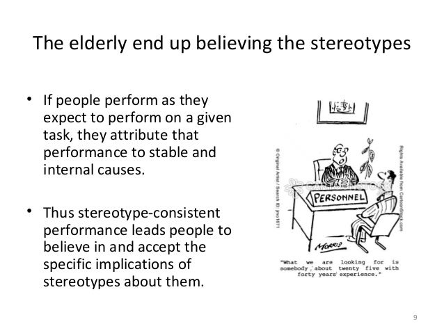 effect of age stereotypes on balance performance Competence condition differences in attributions of partner performance 80   activate age stereotypes and impact communication which have not yet been  investigated  impressions were a balance of both positive and negative traits.