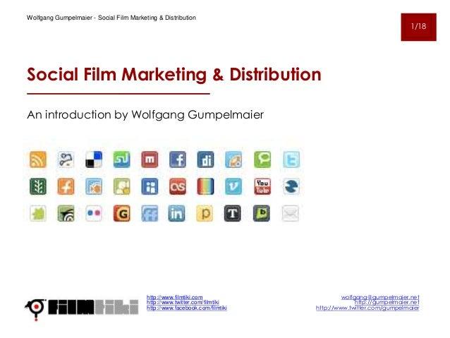Social Film Marketing & Distribution http://www.filmtiki.com http://www.twitter.com/filmtiki http://www.facebook.com/filmt...