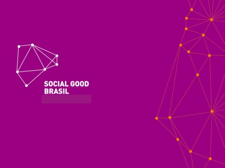 Social Good Brasil Program (English version)