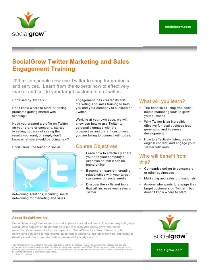 "SocialGrow's ""How to Tweet"" Consulting and Coaching Package   Hashtags?                                      Retweets?    ..."