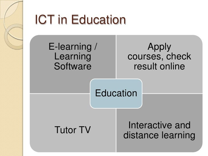 impact of ict in teaching and learning of business education courses Blanskat, blamire, kefala (2006) conducted a study carried out in national, international, and european schools with the aim to draw evidences regarding the advantages and benefits of ict in schools achievements it seeks to measure the impact of ict on students' outcomes the study also tried to.