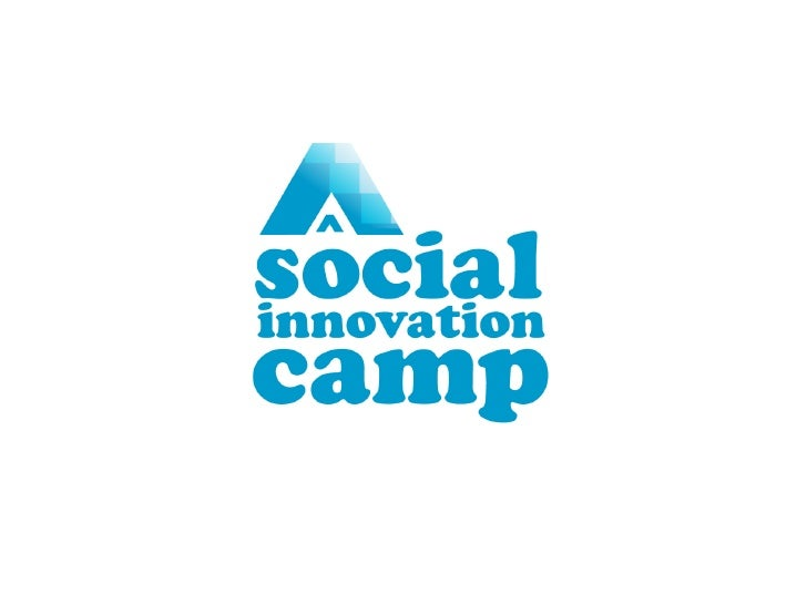Anna Maybank - Social Innovation Camp