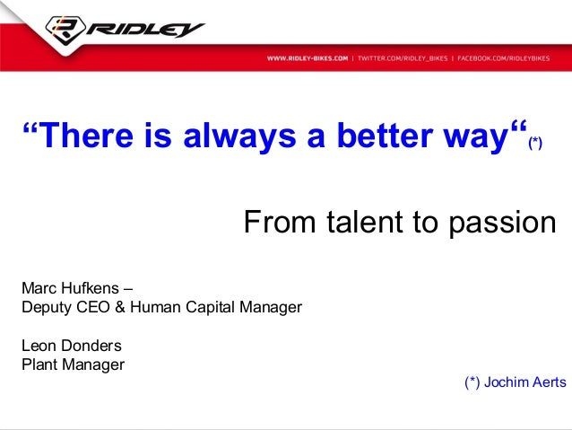 Social innovation from talent to passion jan 2013 ppt1997