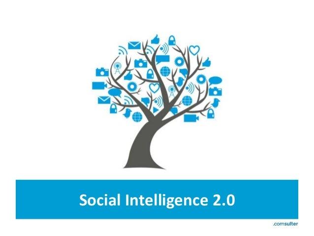 Social Intelligence 2.0