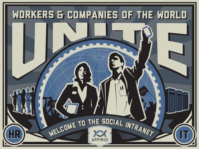 The Social Intranet Revolution