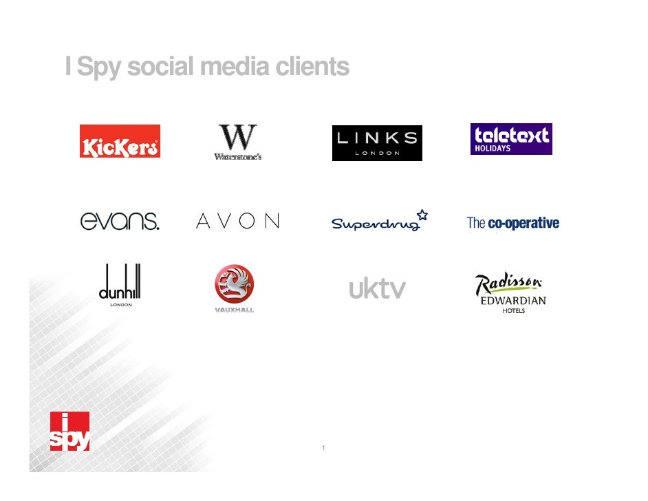 Socialising your brand   150410