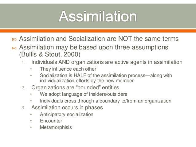 3 phases in feldman s model of organizational socialization Three phases of organizational socialization according to feldmans model from res 351 at university of phoenix.