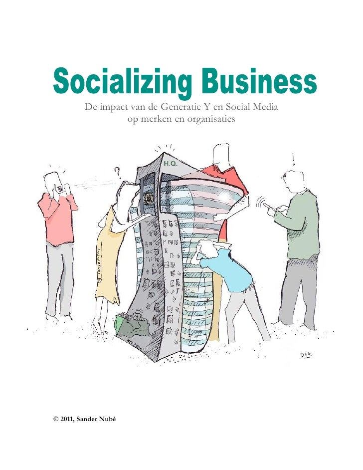 Socializing Business