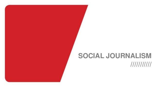 Social journalism