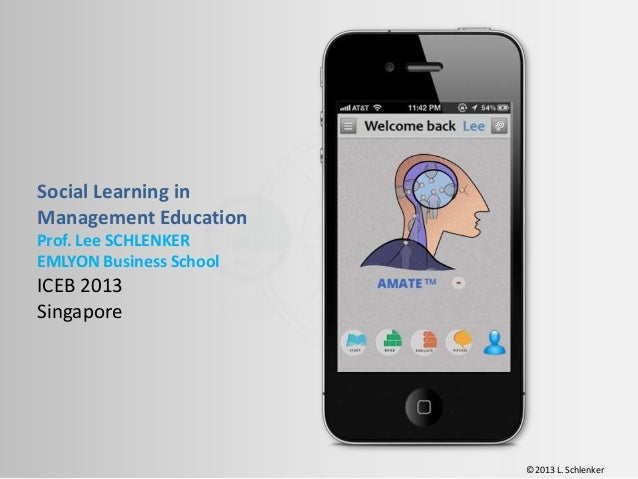 Social learningsingapore