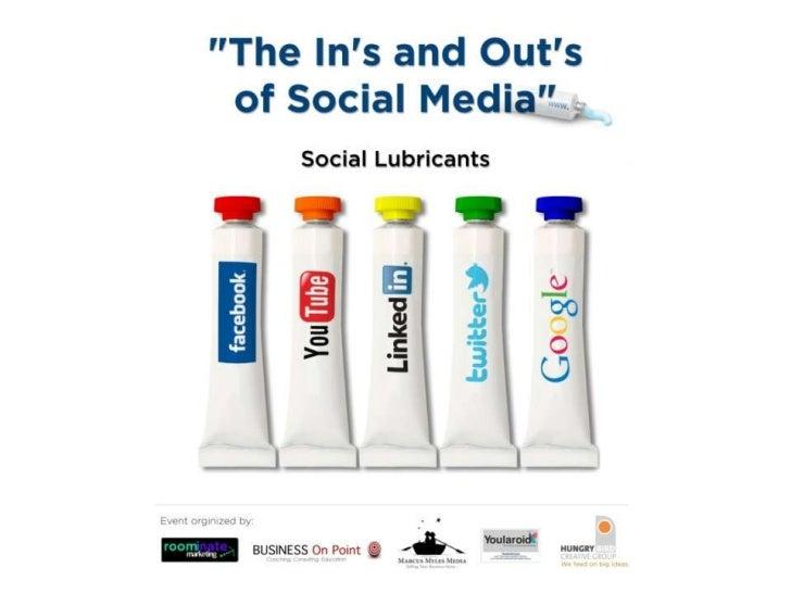 Social Media Ins and Outs Seminar