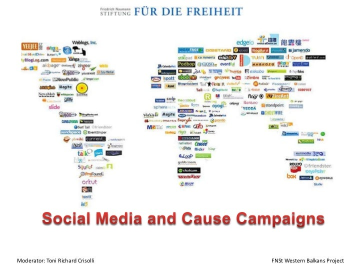 Social Media and Cause Campaigns