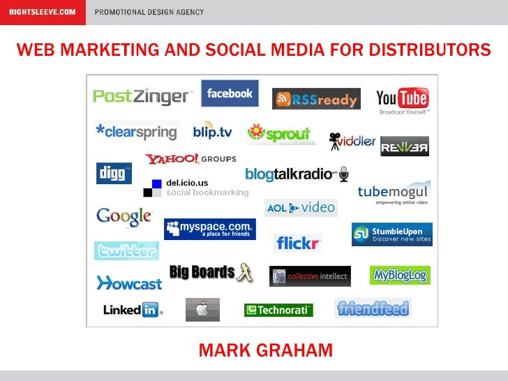 A Web Marketing and Social Media Primer for Traditional Industries