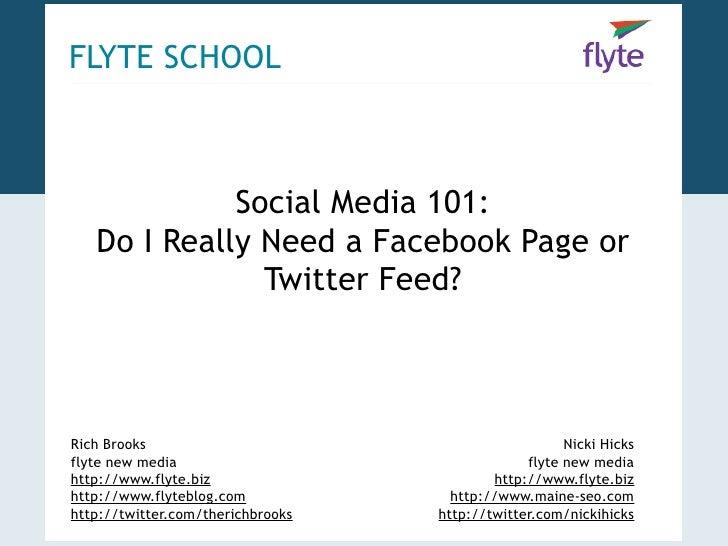 Social Media for Nonprofit
