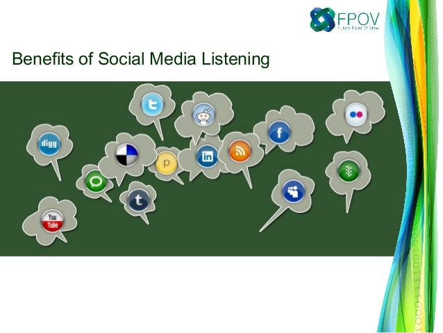 Benefits of Social Media Listening