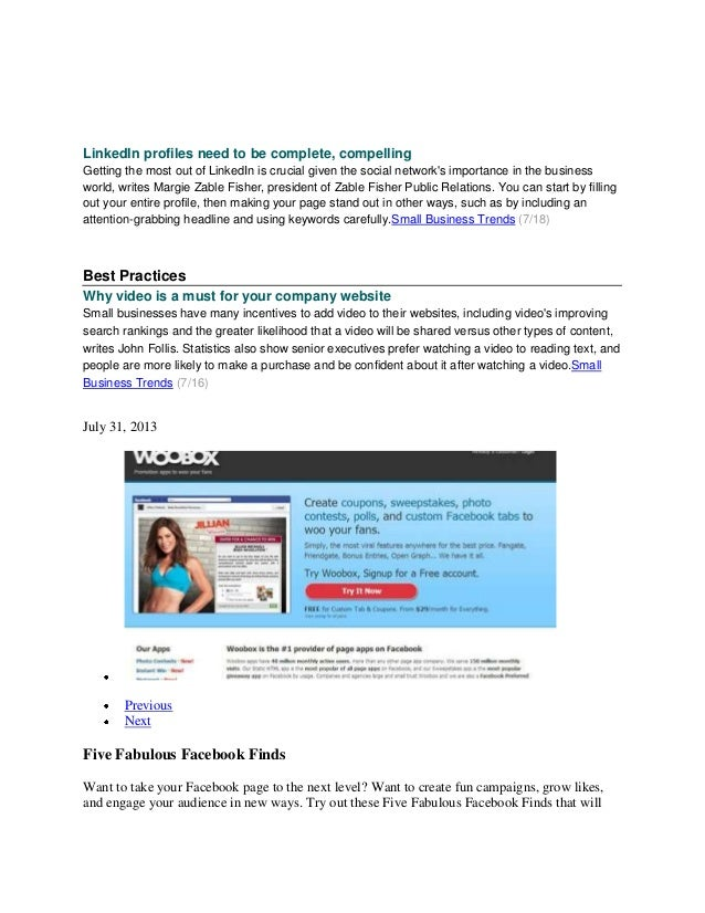 LinkedIn profiles need to be complete, compelling Getting the most out of LinkedIn is crucial given the social network's i...