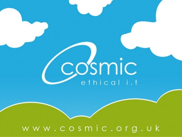 Cosmic's An introduction to social media for business