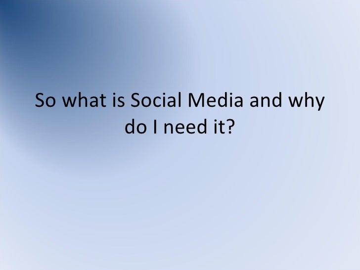 Social Media 101 for Clintonville Chamber