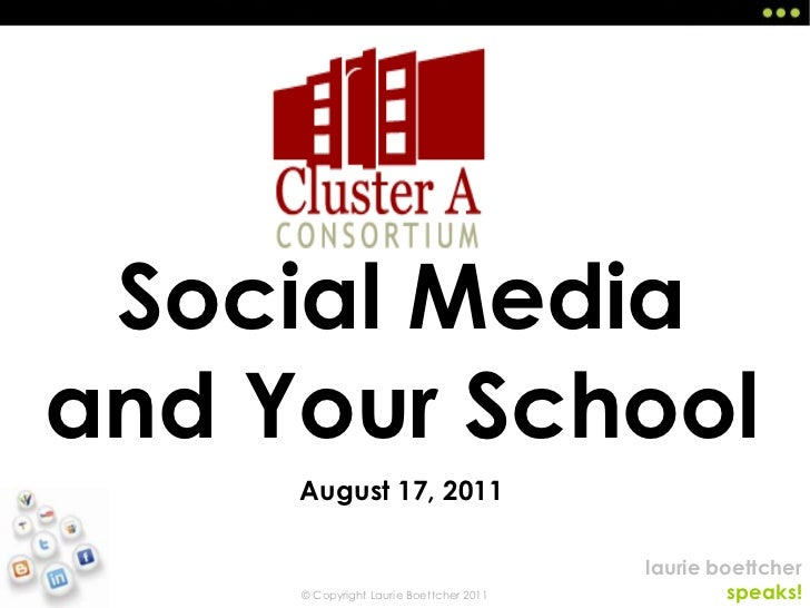 Social Media and Your School