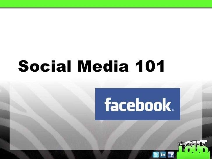 Social media101 marblefalls