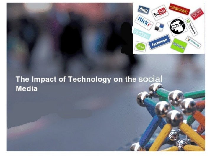 Impact of science and technology on Social media  by Amit Majumdar