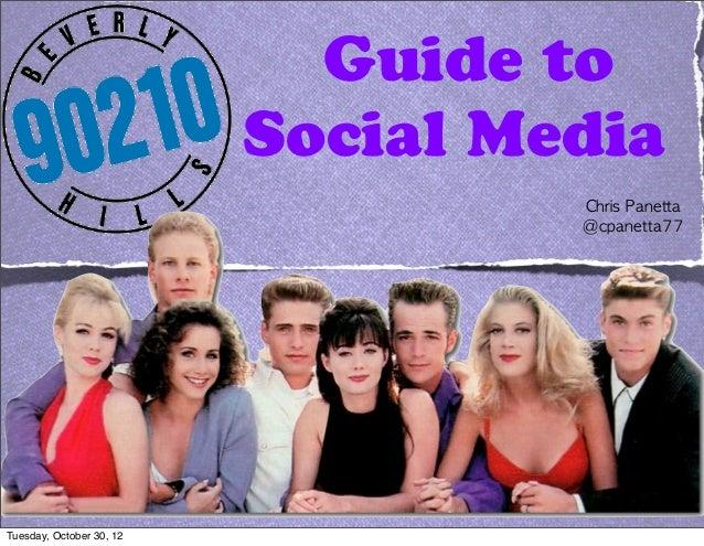 90120 Guide to Social Media