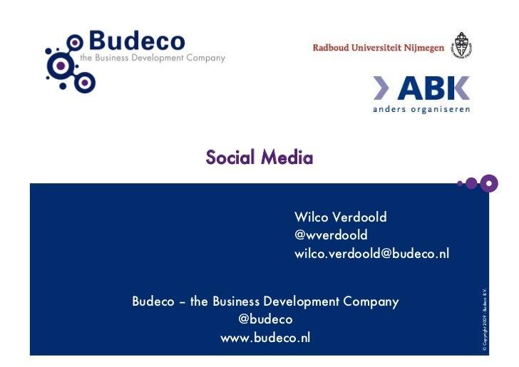 Social media abk