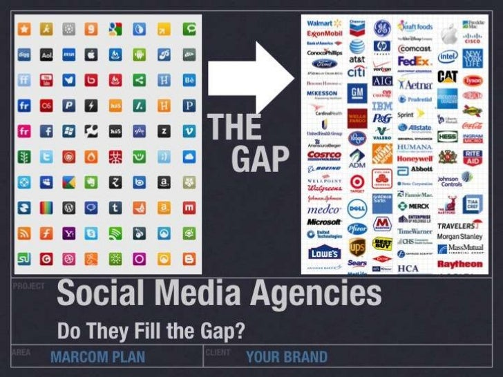 Social Media Agencies: Do they Fill the Gap