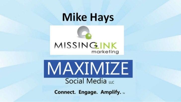Social Media Agency Mike Hays