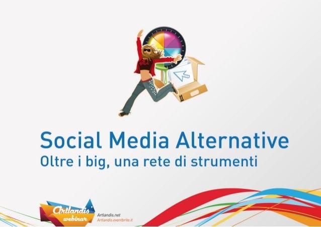 Social Media Alternative (free webinar)