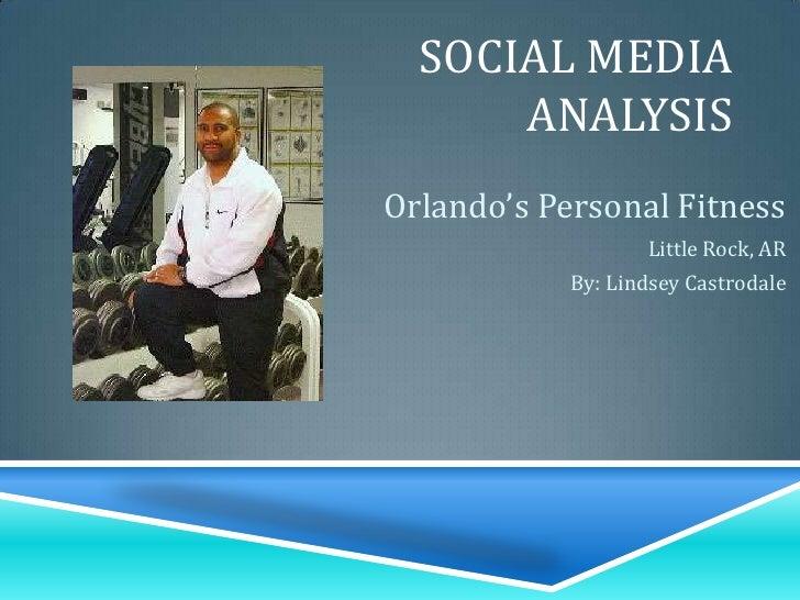 Social media analysis   lindsey castrodale