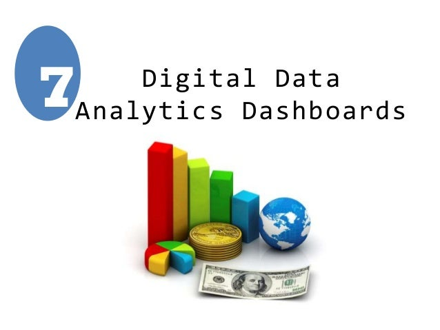 7 Data Analytics Dashboards for Small Business
