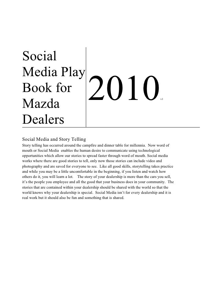 Social  Media And  Automotive  Guideline 21