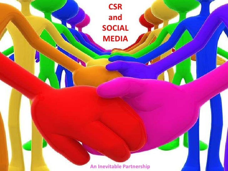 Social media and csr ss