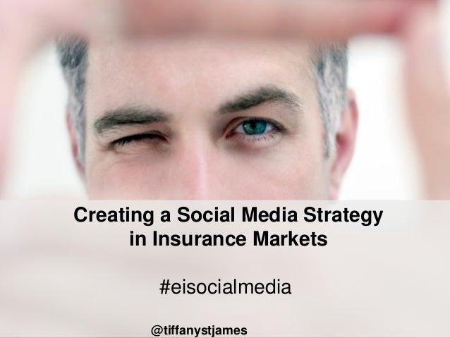 Social media and insurance markets