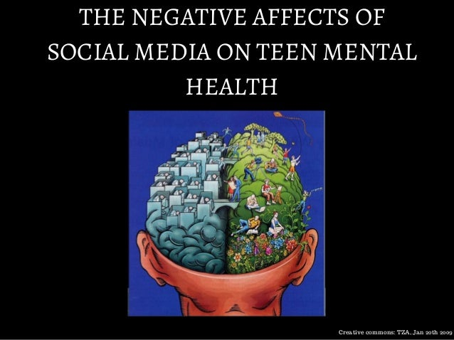 sex negatively affects teen mental