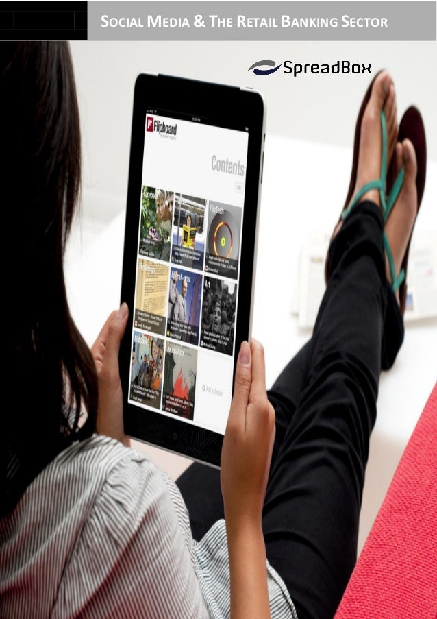 Social media and retail banking white paper