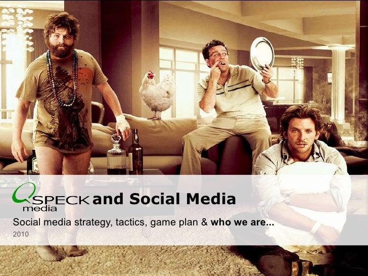 SPECK  Media and Social Media
