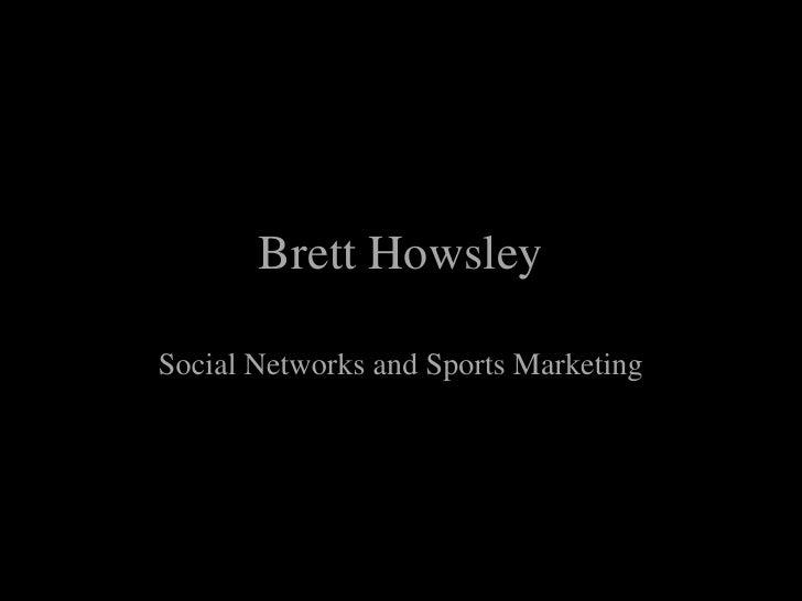 Social media and sports marketing