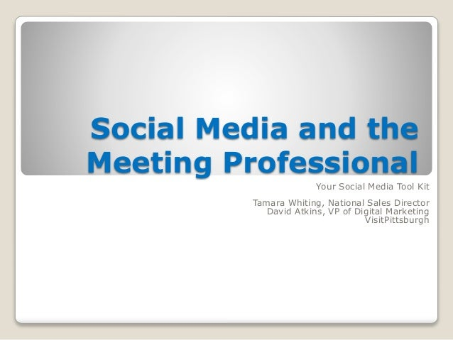 Social media and the meeting professional_ SGMPMarch14