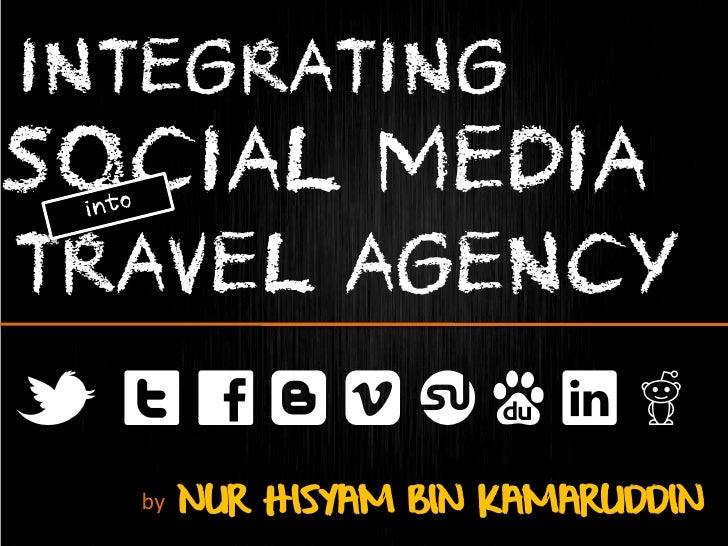 Social Media & Travel Industry