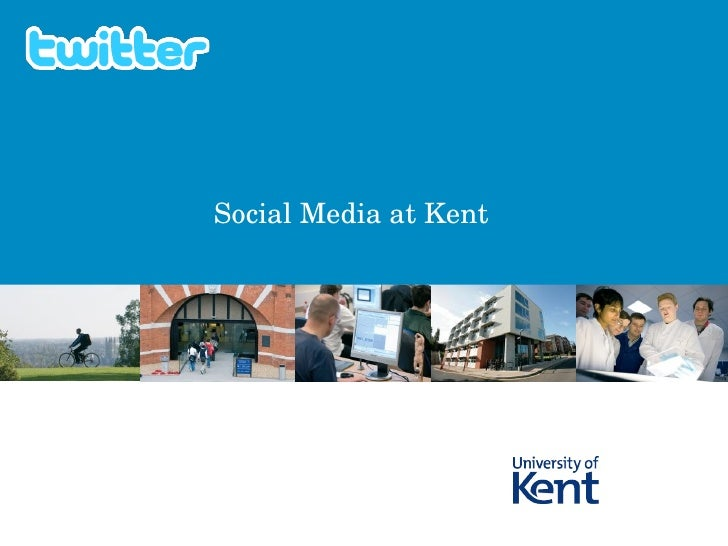 A short introduction to using Twitter