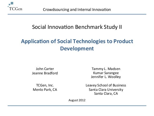 Using Social Collaboration in Product Innovation - Updated