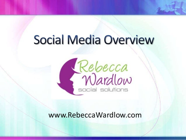 Social Media Overview for Elburn Chamber of Commerce