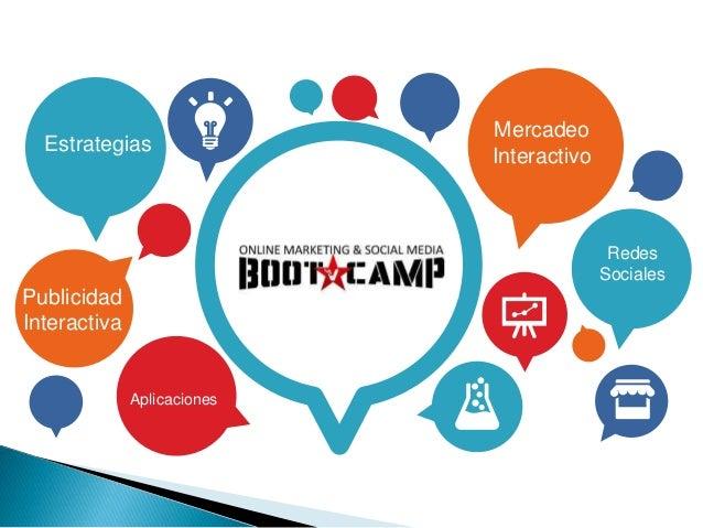 Social media bootcamp seminar