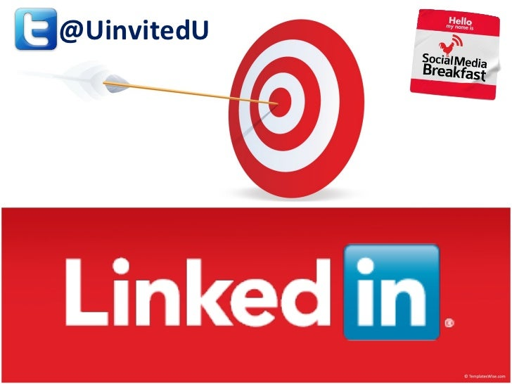 Social Media Breakfast: Paul Nazareth - LinkedIN