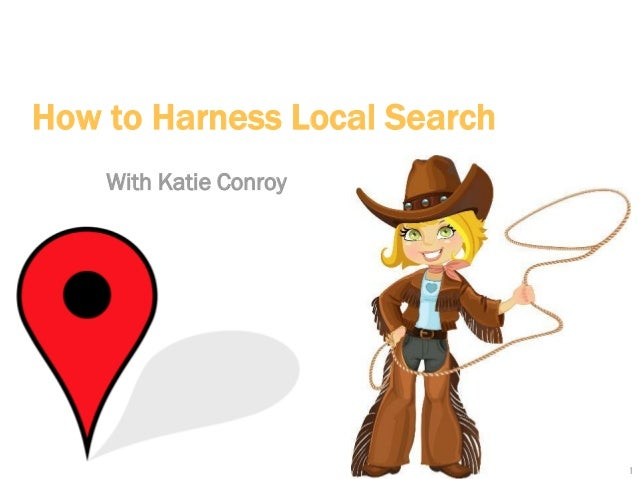 1 How to Harness Local Search With Katie Conroy