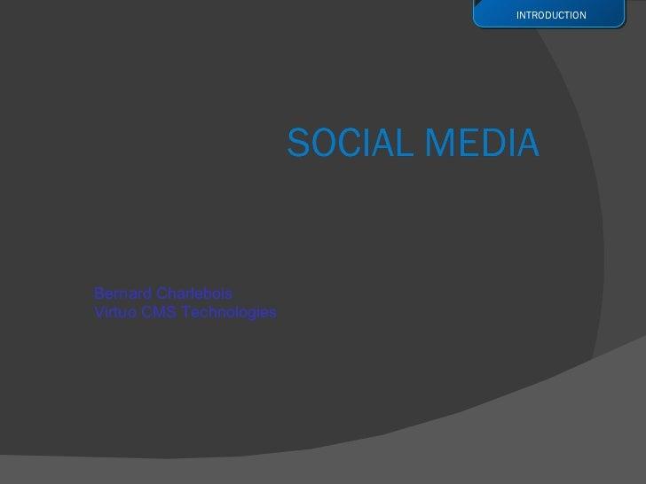 Social media brockville